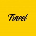 travel menu button