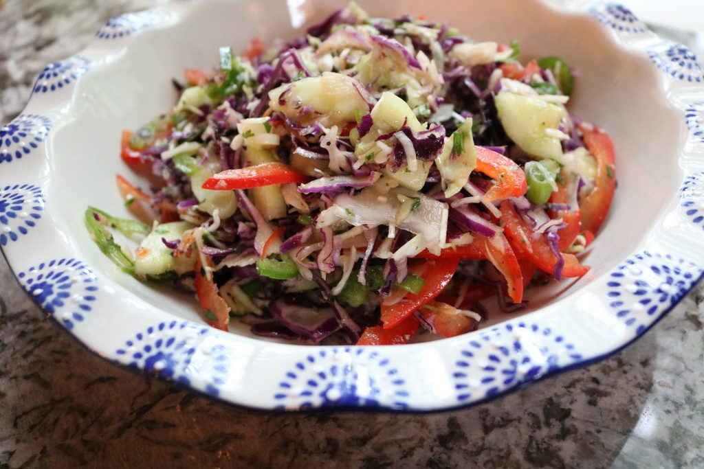 Whole30 OO Coleslaw