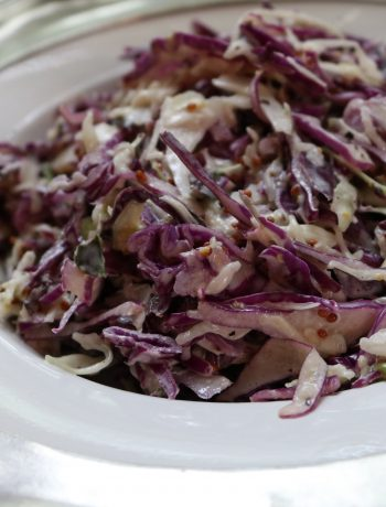 Whole30 Creamy Coleslaw