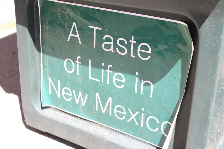 Taste of Life in New Mexico
