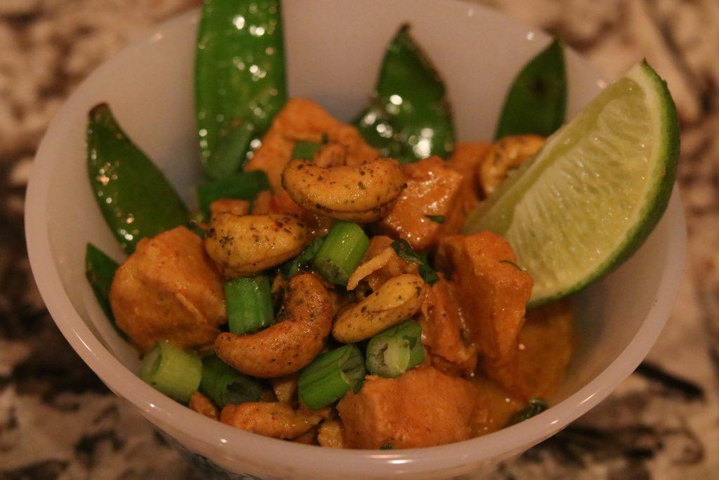 Butter Curry Chicken