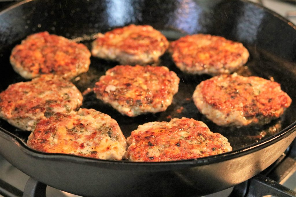 Whole30 Breakfast Sausage